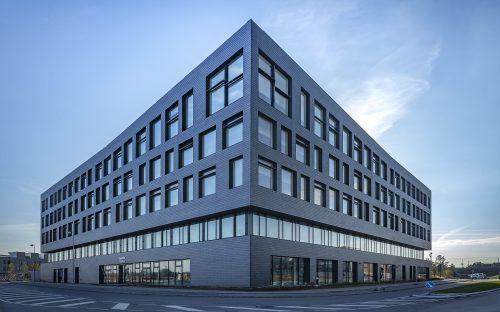 Mangor & Nagel│Egedal rådhus og sundhedscenter [Architecture Photography Denmark]