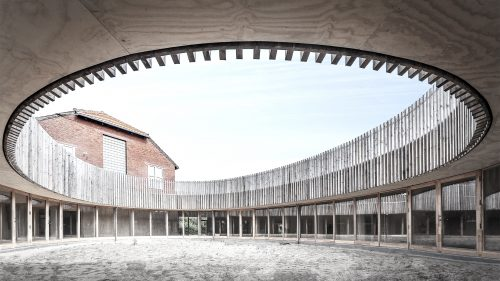 Polyform Arkitekter│Horbelev Kulturgård [Architecture Photography Denmark]