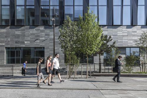 Milford│August Schade Plads [Landscape Architecture]
