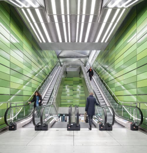 Metroselskabet & PLH Arkitekter │Metro Cityringen